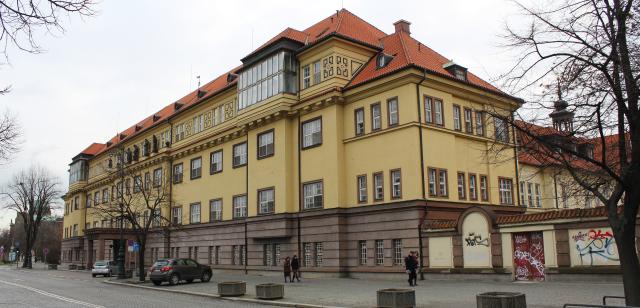 Špitál Bohuslavův