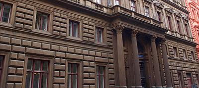 Špitál v Bredovské ulici